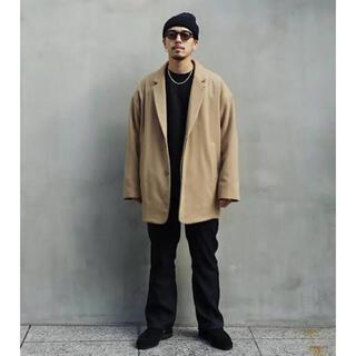 クーティー(COOTIE)の最終値下げ Wool Mossa Chester Short Coat(チェスターコート)