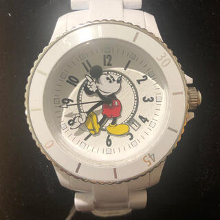 ディズニー(Disney)の【格安出品】Disney限定/MICKEYミッキーマウス別注コラボ時計(腕時計(アナログ))