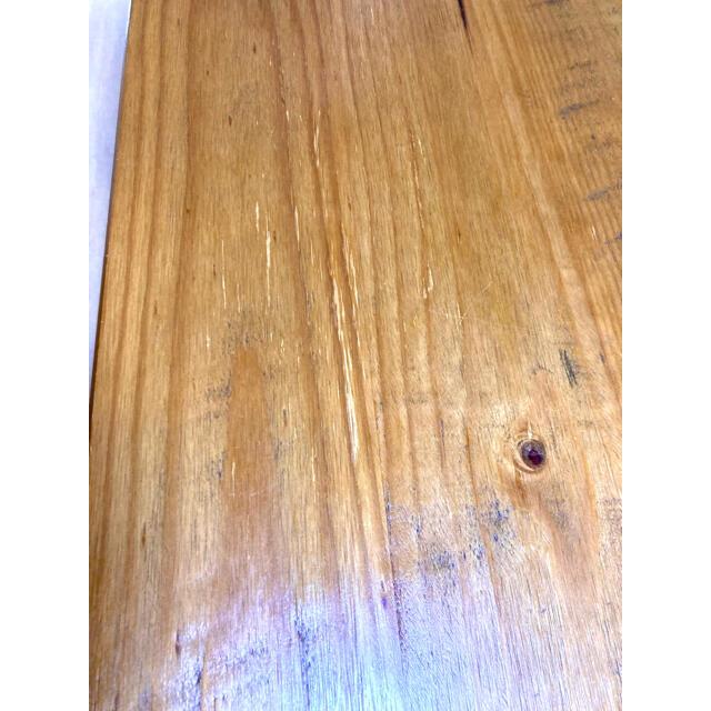 ニトリ(ニトリ)の手渡し限定 ニトリ 幅120cm センターテーブル 天然木(パイン) インテリア/住まい/日用品の机/テーブル(ローテーブル)の商品写真