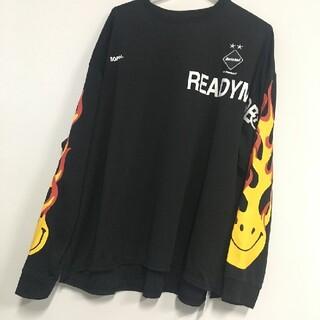 エフシーアールビー(F.C.R.B.)のFCRB Bristol×READYMADE 19AW GAME SHIRT(Tシャツ/カットソー(七分/長袖))