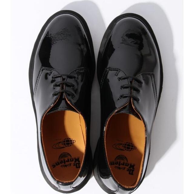Dr.Martens(ドクターマーチン)のDr.Martens × BEAMS / 別注 パテント 3ホール メンズの靴/シューズ(ドレス/ビジネス)の商品写真