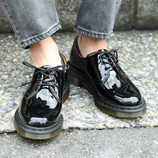 Dr.Martens - Dr.Martens × BEAMS / 別注 パテント 3ホール