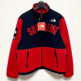 Supreme - 19SS シュプリーム ノースフェイス アーチロゴ デナリ フリース ジャケット