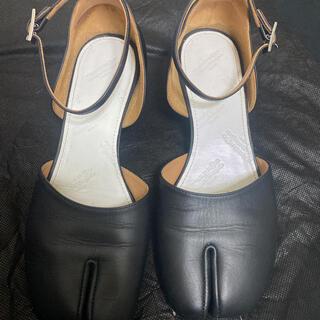 マルタンマルジェラ(Maison Martin Margiela)の本物✨マルジェラ 足袋パンプス(ハイヒール/パンプス)