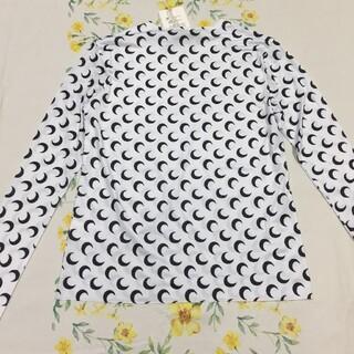 マルタンマルジェラ(Maison Martin Margiela)のmarine serre ムーンプリント トップス   S(Tシャツ(長袖/七分))