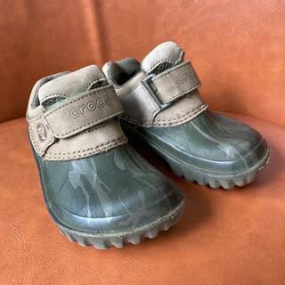 クロックス(crocs)のcrocs キッズスニーカー15cm(スニーカー)