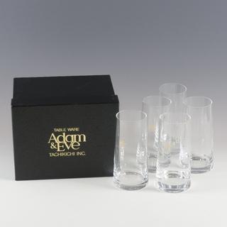 タチキチ(たち吉)のたち吉 Adam&Eve アダム&エヴ サフィロ ビアーグラス/ビ(グラス/カップ)