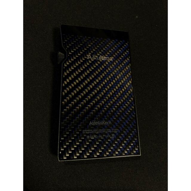 iriver(アイリバー)のtrang様 Astell&Kern A&Ultima SP1000M ONYX スマホ/家電/カメラのオーディオ機器(ポータブルプレーヤー)の商品写真
