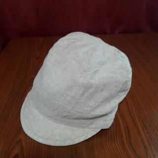 ムジルシリョウヒン(MUJI (無印良品))の無印良品 帽子 頭囲57.5㎝(帽子)