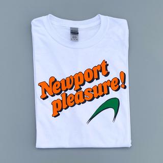 シュプリーム(Supreme)のニューポート Newport Tシャツ 90s 80s  野村訓一(Tシャツ/カットソー(半袖/袖なし))