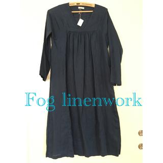 フォグリネンワーク(fog linen work)のfog linen workワンピース[新品](ロングワンピース/マキシワンピース)