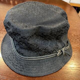 コーチ(COACH)のコーチ 女性物帽子(ハット)