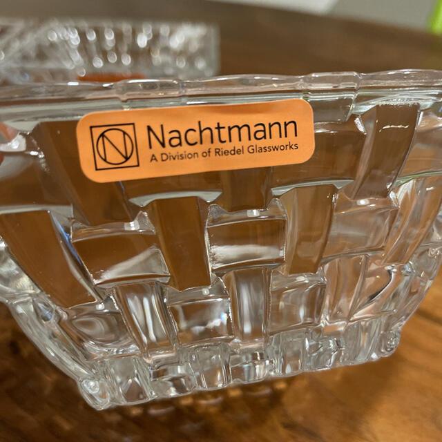 Nachtmann(ナハトマン)の新品箱付き ナハトマン ボサノバ  インテリア/住まい/日用品のキッチン/食器(食器)の商品写真