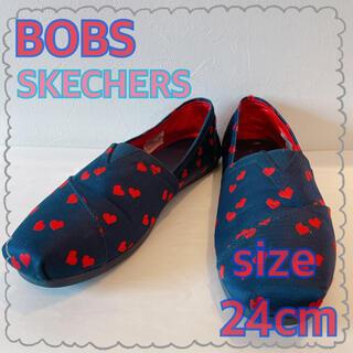 SKECHERS - BOBS/スリッポン