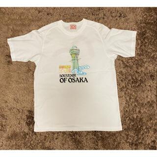 エビス(EVISU)のevisu エビス 通天閣 ビックカモメ Tシャツ 44(Tシャツ/カットソー(半袖/袖なし))