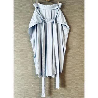 ジルサンダー(Jil Sander)の専用品 jilSANDER ジルサンダー コクーンスカート サイズ34 (ロングスカート)
