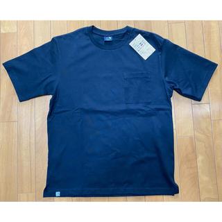 ウォークマン(WALKMAN)のワークマン フィールドコア ヘビーウエイトコットン オーバーサイズ半袖TシャツL(Tシャツ/カットソー(半袖/袖なし))