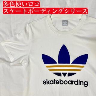 アディダス(adidas)のアディダスオリジナルTシャツ skateboarding  スケボー (Tシャツ/カットソー(半袖/袖なし))