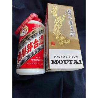 中国マオタイ 貴州茅台酒 天女ラベル 2005 陶器 箱付き20210622