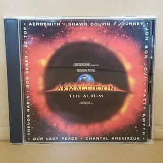 ARMAGEDDON アルマゲドン サントラ(映画音楽)