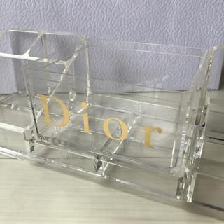ディオール(Dior)のディオール Dior クリアケース ネイルケース 非売品 ノベルティ 限定 (その他)