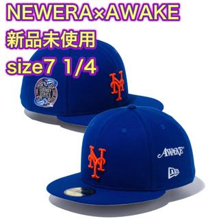 ニューエラー(NEW ERA)のニューエラ AWAKE 59FIFTY 7 1/4 アウェイク キャップ(キャップ)