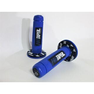 PRO TAPER プロテーパー バイク ハンドル カラー ラバーグリップ(モトクロス用品)