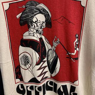 フリーホイーラーズ(FREEWHEELERS)のFREEWHEELERS Tシャツ CANNABIS RUN OFF(Tシャツ/カットソー(半袖/袖なし))
