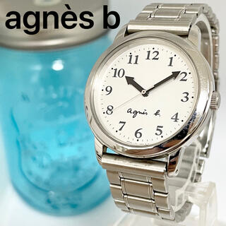 agnes b. - 201 アニエスベー時計 レディース腕時計 シンプル シルバー 人気