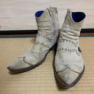 スウェード ブーツ(ブーツ)