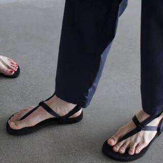 フットザコーチャー(foot the coacher)のfoot the coacher BAREFOOT SANDALS  (サンダル)