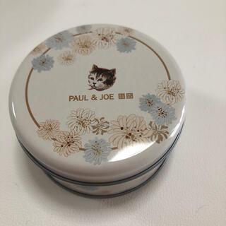 ユニクロ(UNIQLO)のポールアンドジョー★ノベルティ オリジナル缶ケース(ラムネ入)(ノベルティグッズ)
