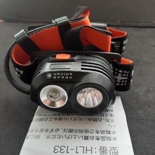 ジェントス(GENTOS)のDOD 320lm ハイパワーデュアルアイ LED ヘッドライト(ライト/ランタン)
