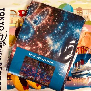 ディズニー(Disney)の【新商品】ディズニーリゾート*花火 夜空 デザイン カーテン(カーテン)