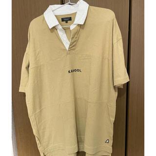 カンゴール(KANGOL)の【KANGOL】ラガー半袖シャツ【ZIP FIVE】 コラボ(ポロシャツ)