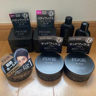 AXE(アックス) ブラック カジュアルコントロール パティワックス(65g)(ヘアワックス/ヘアクリーム)