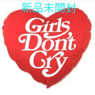GDC - Girls Don't Cry GDC HEART PILLOW クッション