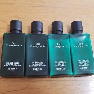 エルメス(Hermes)のHERMES Body cleasing gel & Body lotion(ボディローション/ミルク)