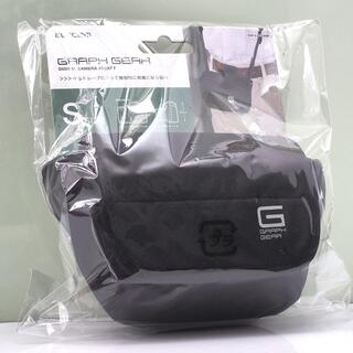 GRAPH GEAR デジカメ ジャケットケース Sサイズ 黒(ケース/バッグ)