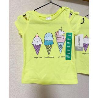 カーターズ(carter's)の新品 カーターズ Tシャツ 18M(Tシャツ)