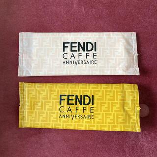 フェンディ(FENDI)のfendi cafe おしぼり(日用品/生活雑貨)