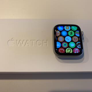 アップル(Apple)のApple Watch 5 GPSモデル 44mm 極美品(その他)