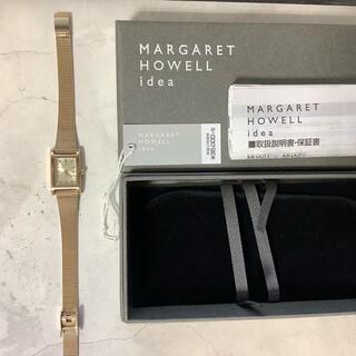 マーガレットハウエル(MARGARET HOWELL)の【MARGARET HOWELL idea】 マーガレット・ハウエル 時計(腕時計)