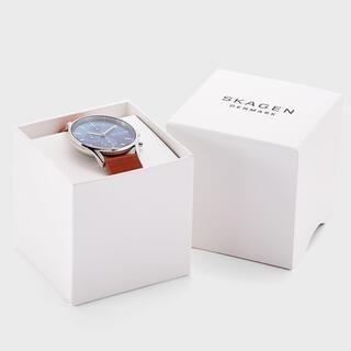 スカーゲン(SKAGEN)のメンズ リクルート スカーゲン SKAGEN  腕時計 入学祝い 入社祝い(腕時計(アナログ))