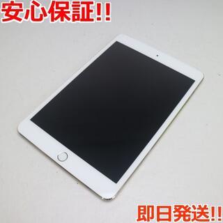 アップル(Apple)の超美品 docomo iPad mini 3 16GB ゴールド (タブレット)