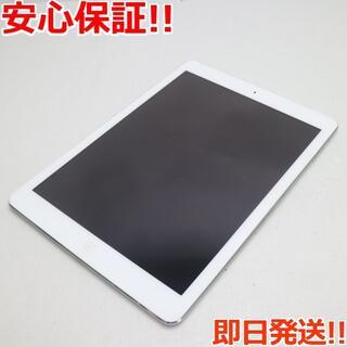 アップル(Apple)の美品 iPad Air Wi-Fi 128GB シルバー (タブレット)
