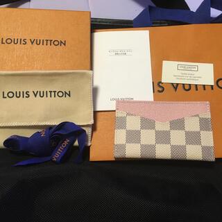 LOUIS VUITTON - ヴィトンカードケース カルト・サーンプル