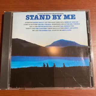 【初回生産盤】STAND  BY ME サントラ OST(映画音楽)