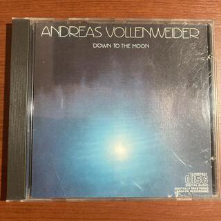 【1986年】Andreas Down to the Moon(ヒーリング/ニューエイジ)