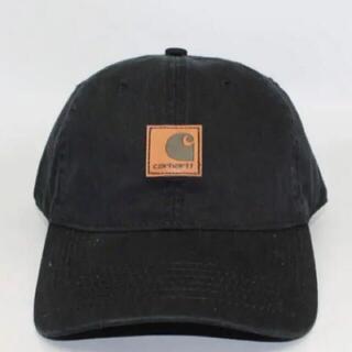 carhartt - カーハート キャップ 帽子 ブラック carhartt